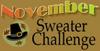 Novembersweaterchallenge