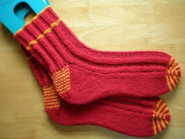 Madame Rosmerta's socks