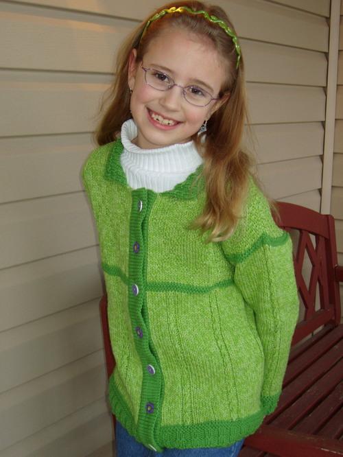 KC Jersey Girl Cardigan