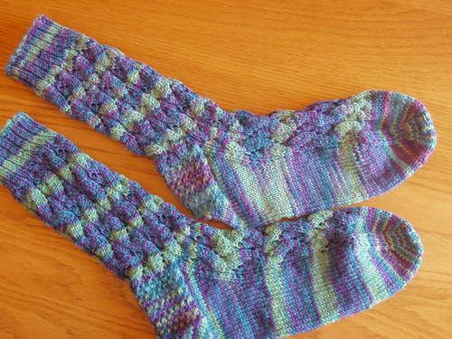 Lorna's Socks