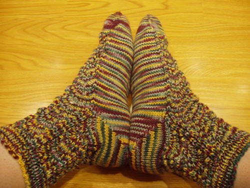 Scottish Highland Socks